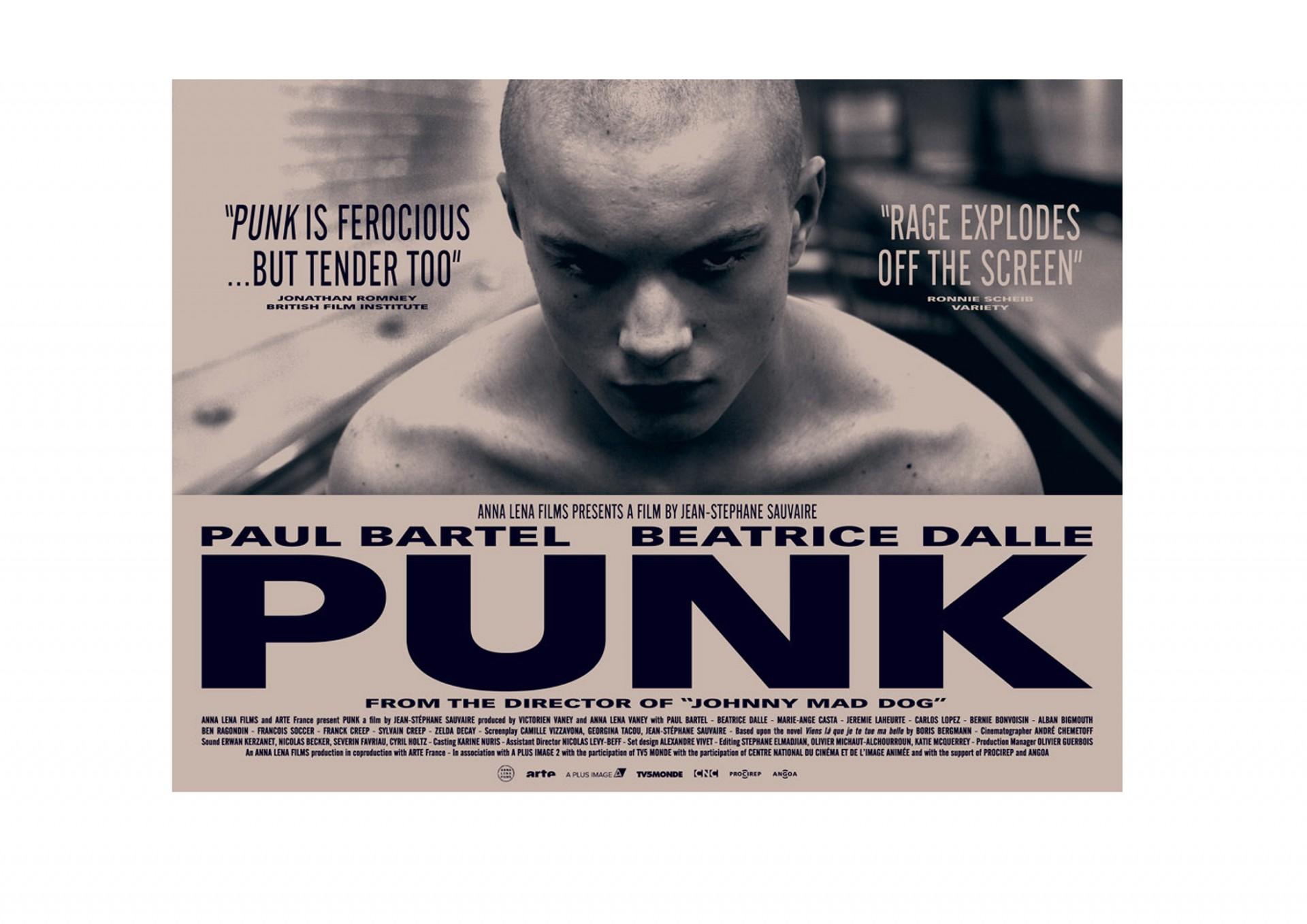 Rupert Smyth Studio Punk